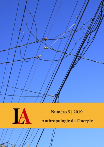 Couverture n°5 - 2019 : Energie